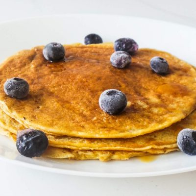Easy Oatmeal Crêpes Recipe (Healthy!)