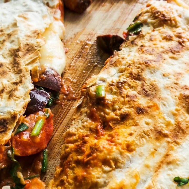 10 Minute Vegetarian Quesadilla Homemade Mastery