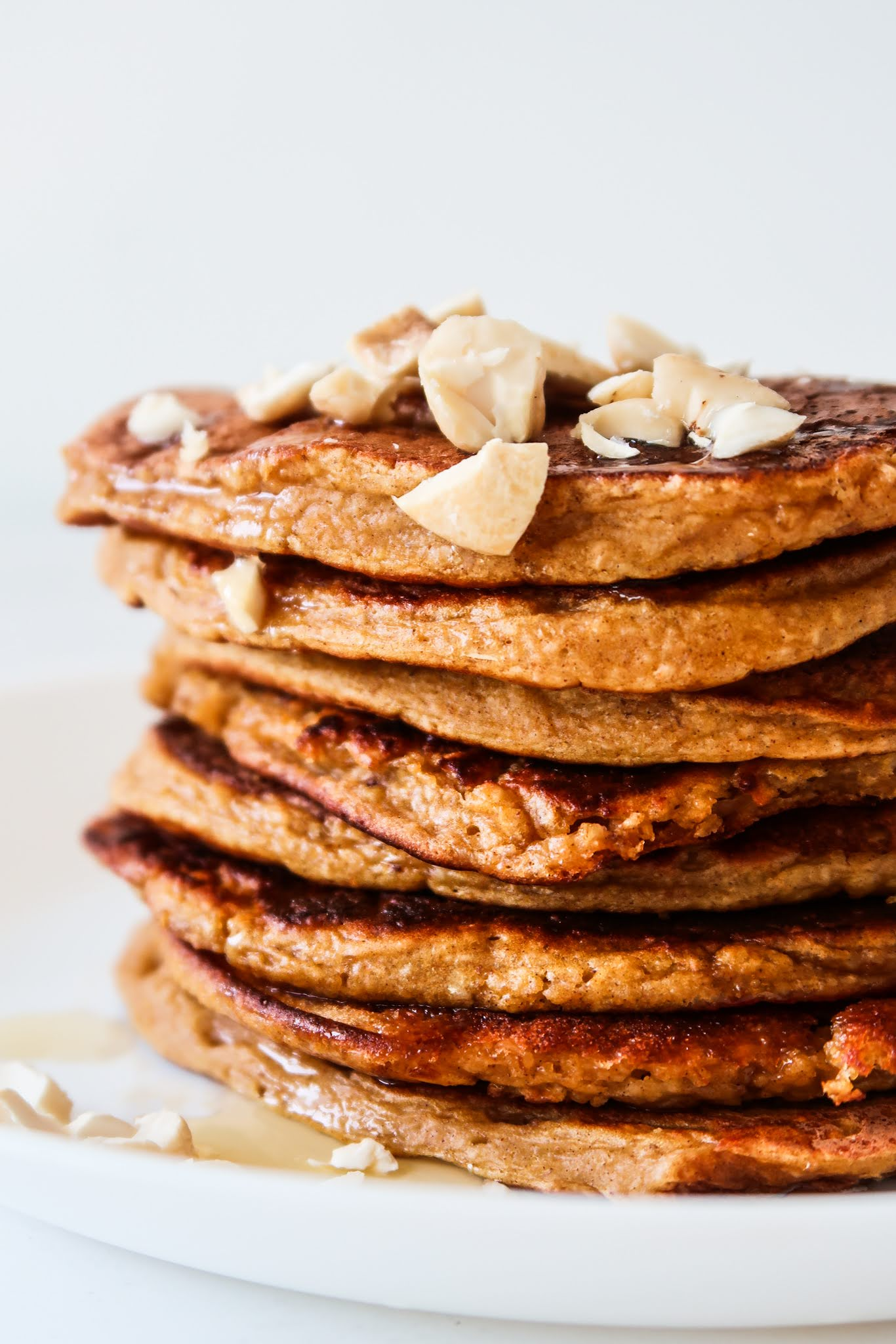 healthy pumpkin pancake recipe