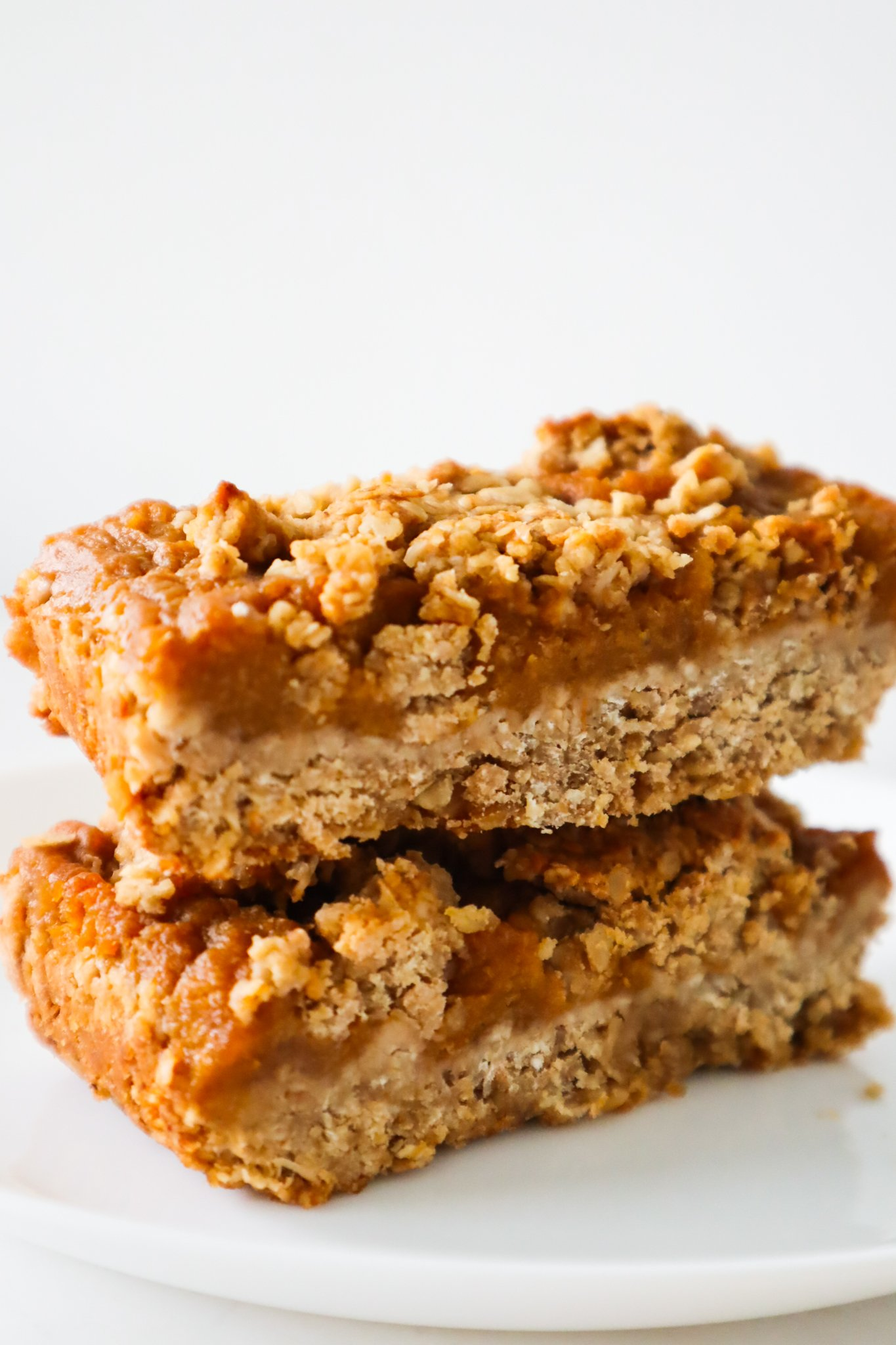pumpkin pie bars - healthy pumpkin dessert recipe